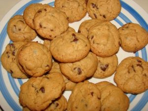 Soft Bake Chocolate Chip Cookies
