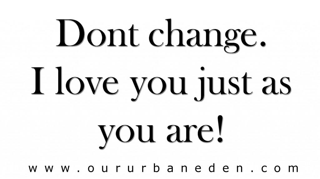 dontchange
